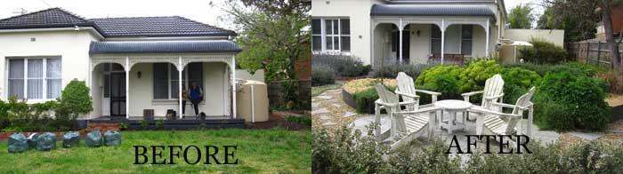 elsternwick front 3 before and afterjpg