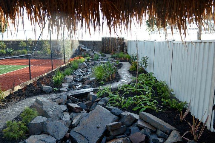Hillside arcadia sustainable design for Landscape architecture courses adelaide