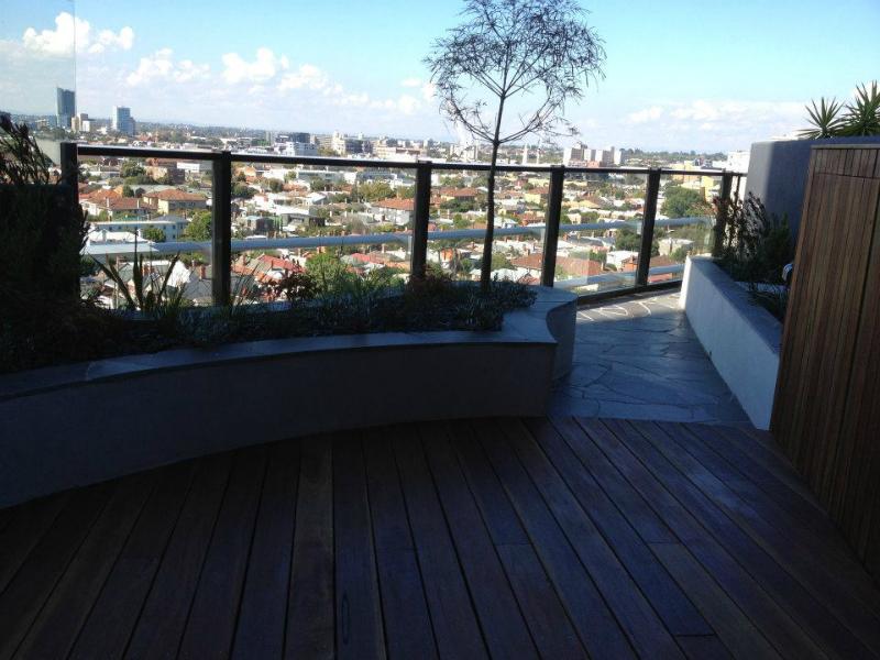 St kilda arcadia sustainable design for Landscape architecture courses adelaide