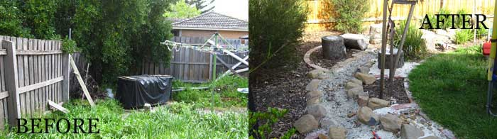 Northcote childrens garden