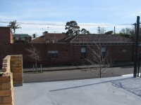 Fitzroy Rooftop Courtyard BEFORE
