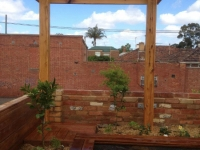 Fitzroy Rooftop Courtyard