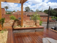 Fitzroy Rooftop Courtyard AFTER
