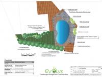 Mt Waverley Landscape Plan