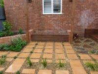 Pascoe Vale Sth Rear Courtyard