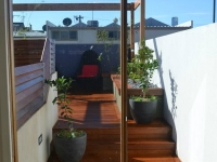 Port Melbourne Rooftop Courtyard AFTER