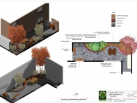 Richmond Hill Landscape CONCEPT PLAN