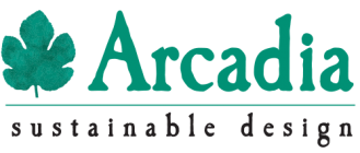 Arcadia Sustainable Design header image